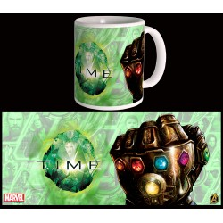 Avengers : infinity War - Time stone Mug