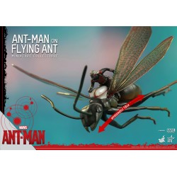 ANT-MAN ON FLYING ANT MINI COLLECTIBLE FIGURE