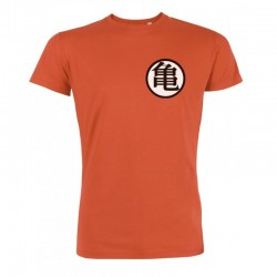 Dragon Ball - Goku Kanji - Men T-Shirt - Black