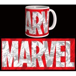 Mug Marvel big logo