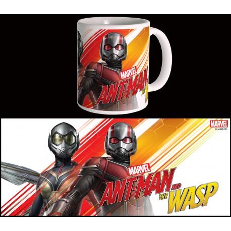 ANT-MAN & THE WASP - Mug 01 - Heroic Duo