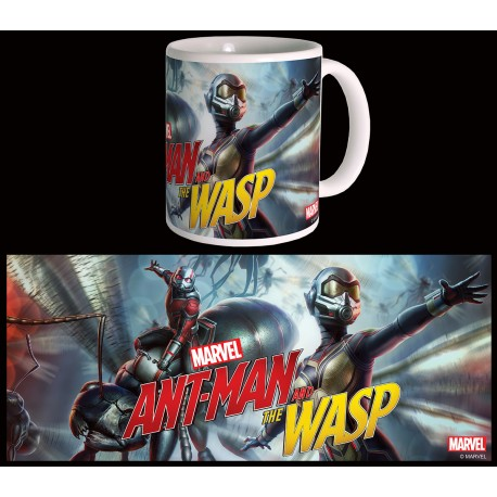 ANT-MAN & THE WASP - Mug 07 - Ants