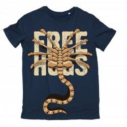 Tshirt Alien Free Hugs