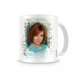 Mug Buffy Edition Personnage Willow