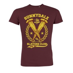 Tshirt Buffy Slayers Club