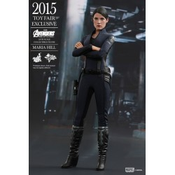 AVENGERS - MARIA HILL 1/6 MMS FIGURE EXCLUSIVE