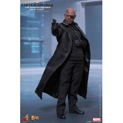 NICK FURY - CAPTAIN AMERICA : THE WINTER SOLDIER 1/6 MMS FIGURE