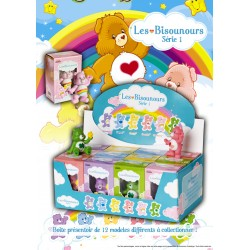 Carebears - 12 figures set