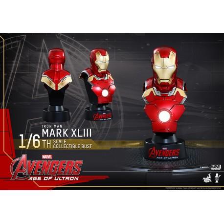 MARK XLIII 1/6 SCALE BUST - AVENGERS A.O.U