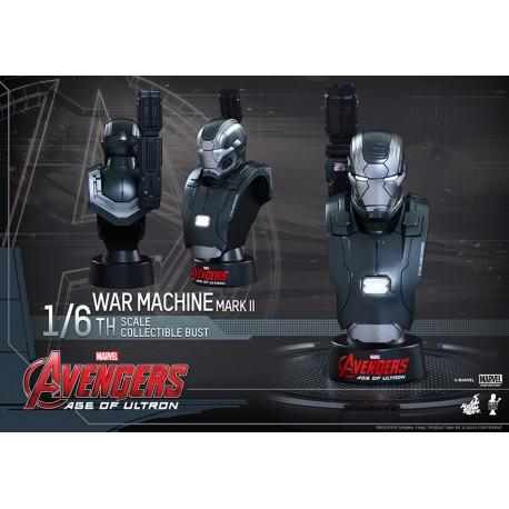 WAR MACHINE MARK II 1/6 SCALE BUST - AVENGERS A.O.U