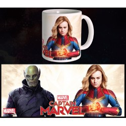 Mug Captain Marvel - Duel