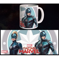 Mug Captain Marvel - Starforce