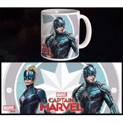 Mug Captain Marvel - Starforce