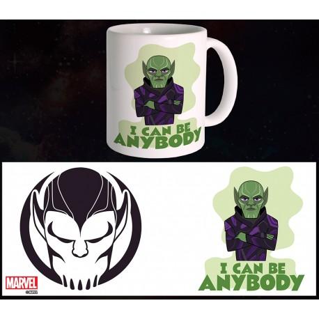 Mug Captain Marvel - Anybody