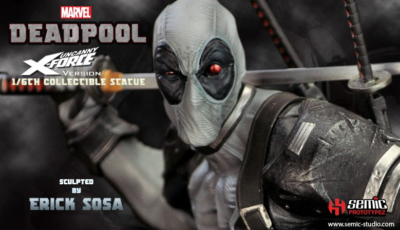 Gray Deadpool